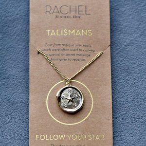 Rachel Roy Talisman Necklace